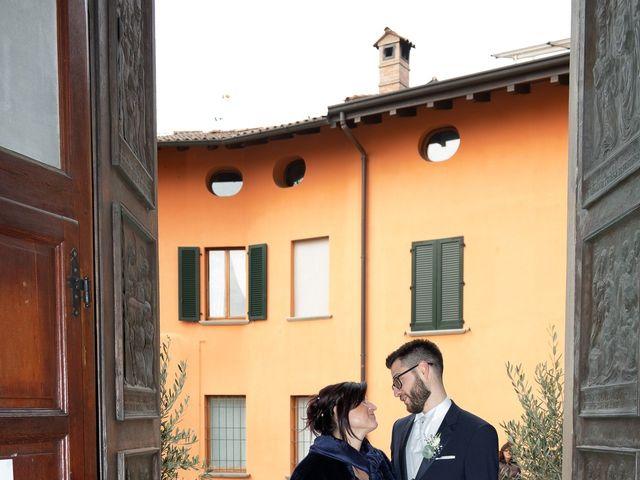 Il matrimonio di Giorgia e Davide a Cernusco sul Naviglio, Milano 28