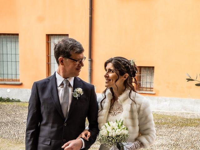 Il matrimonio di Giorgia e Davide a Cernusco sul Naviglio, Milano 31