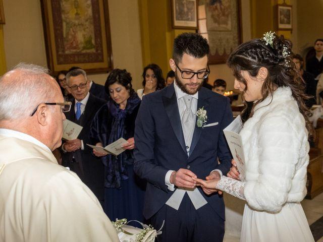Il matrimonio di Giorgia e Davide a Cernusco sul Naviglio, Milano 34
