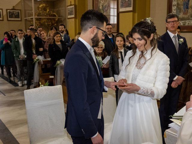 Il matrimonio di Giorgia e Davide a Cernusco sul Naviglio, Milano 35