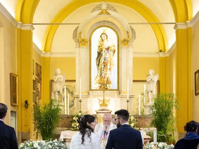Il matrimonio di Giorgia e Davide a Cernusco sul Naviglio, Milano 37