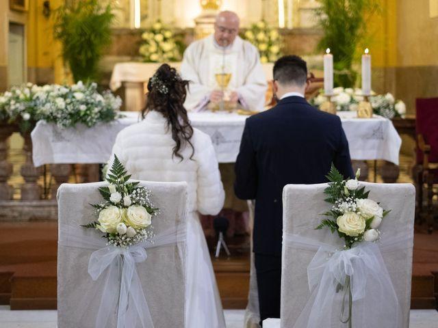 Il matrimonio di Giorgia e Davide a Cernusco sul Naviglio, Milano 38