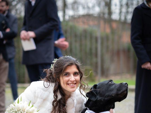 Il matrimonio di Giorgia e Davide a Cernusco sul Naviglio, Milano 43