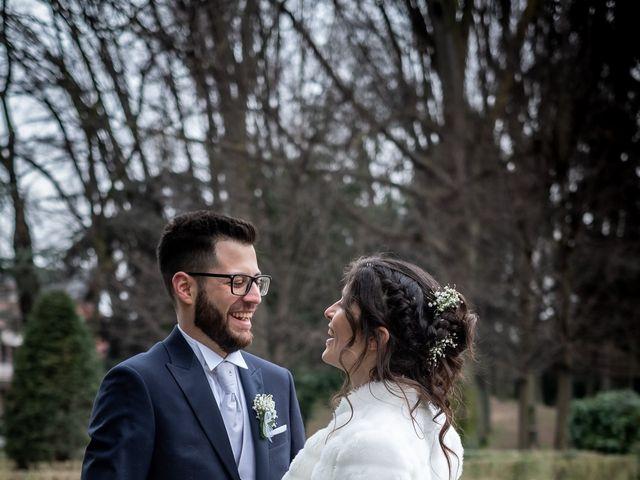 Il matrimonio di Giorgia e Davide a Cernusco sul Naviglio, Milano 48
