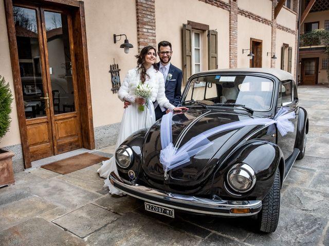 Il matrimonio di Giorgia e Davide a Cernusco sul Naviglio, Milano 51
