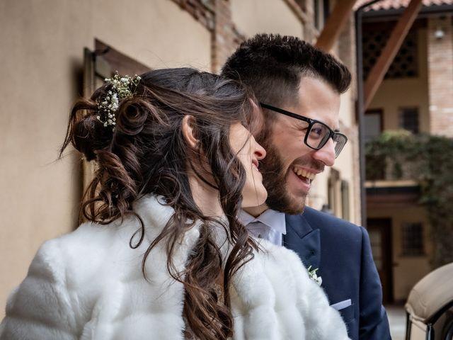 Il matrimonio di Giorgia e Davide a Cernusco sul Naviglio, Milano 53