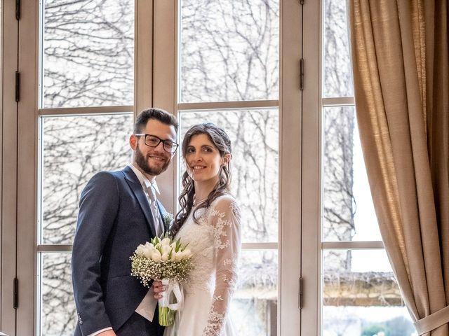 Il matrimonio di Giorgia e Davide a Cernusco sul Naviglio, Milano 58