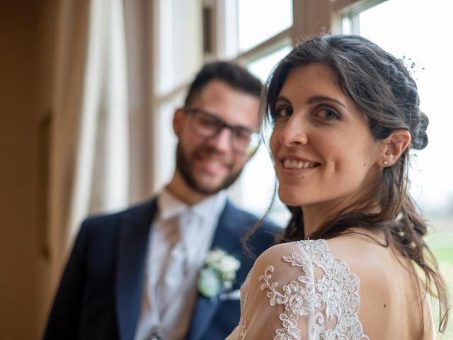 Il matrimonio di Giorgia e Davide a Cernusco sul Naviglio, Milano 59