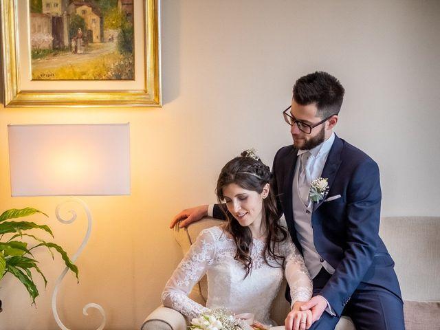 Il matrimonio di Giorgia e Davide a Cernusco sul Naviglio, Milano 61