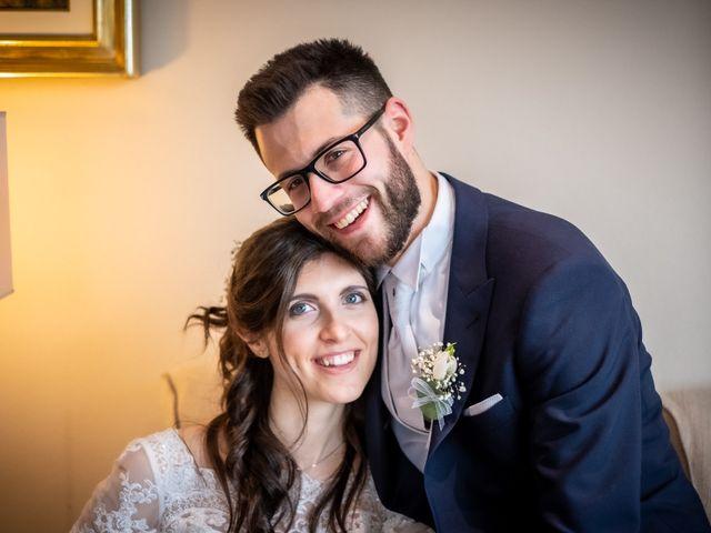 Il matrimonio di Giorgia e Davide a Cernusco sul Naviglio, Milano 63