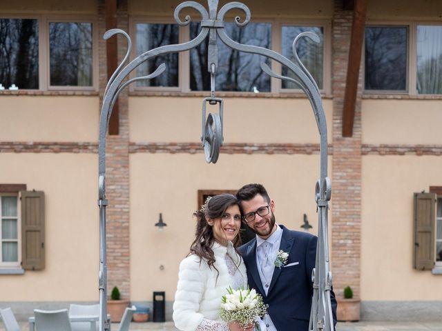 Il matrimonio di Giorgia e Davide a Cernusco sul Naviglio, Milano 64