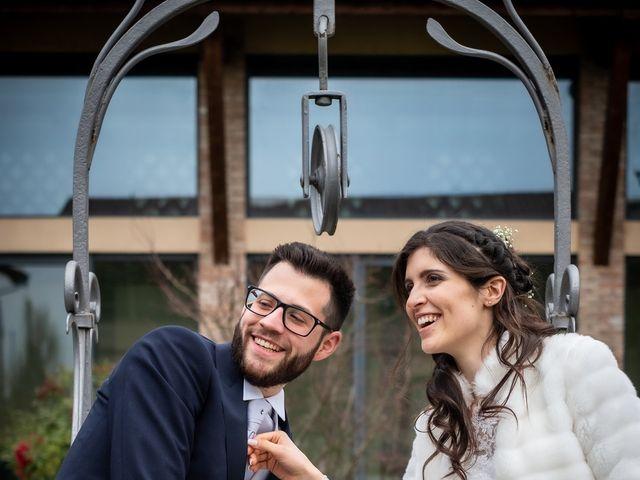 Il matrimonio di Giorgia e Davide a Cernusco sul Naviglio, Milano 65