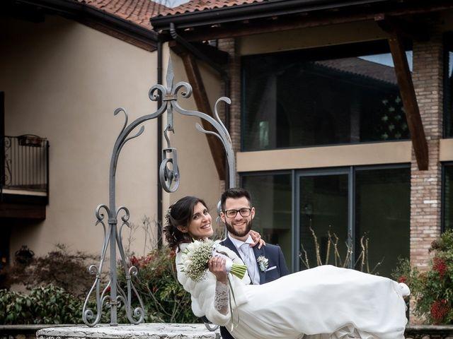 Il matrimonio di Giorgia e Davide a Cernusco sul Naviglio, Milano 66
