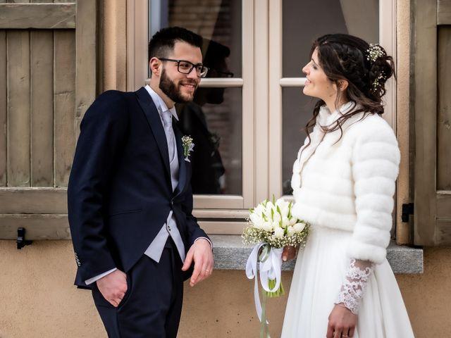 Il matrimonio di Giorgia e Davide a Cernusco sul Naviglio, Milano 69