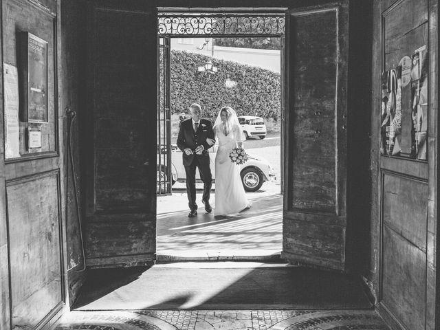 Il matrimonio di Fabiana e Luca a Roma, Roma 15