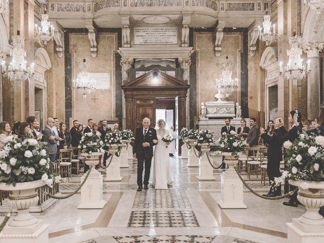 Il matrimonio di Fabiana e Luca a Roma, Roma 16