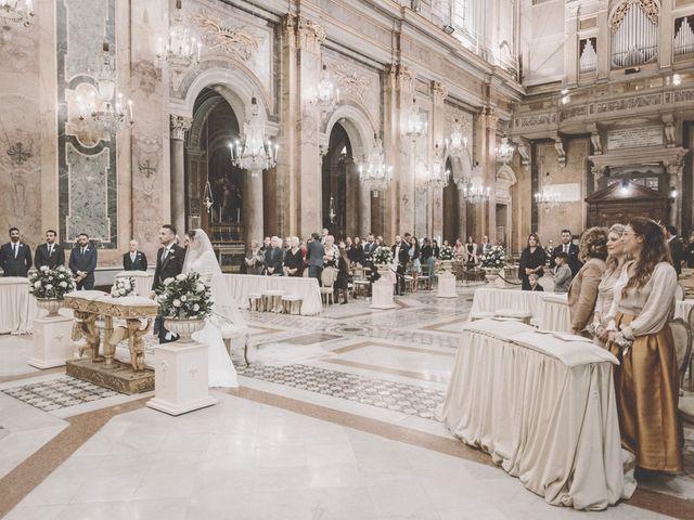 Il matrimonio di Fabiana e Luca a Roma, Roma 17
