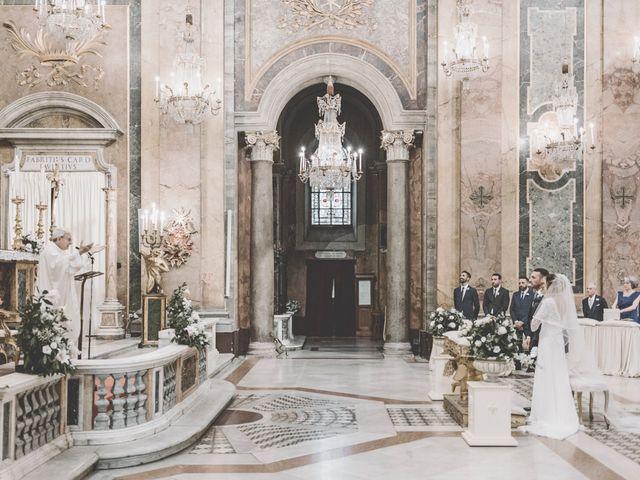 Il matrimonio di Fabiana e Luca a Roma, Roma 18