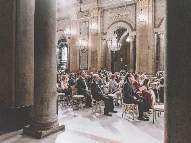 Il matrimonio di Fabiana e Luca a Roma, Roma 21
