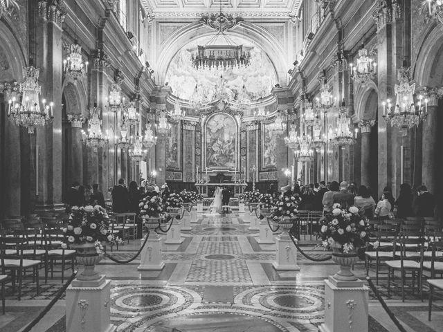 Il matrimonio di Fabiana e Luca a Roma, Roma 23