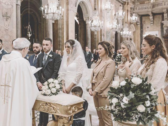 Il matrimonio di Fabiana e Luca a Roma, Roma 26