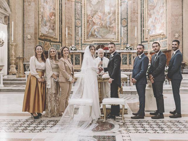 Il matrimonio di Fabiana e Luca a Roma, Roma 28