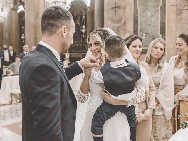 Il matrimonio di Fabiana e Luca a Roma, Roma 29
