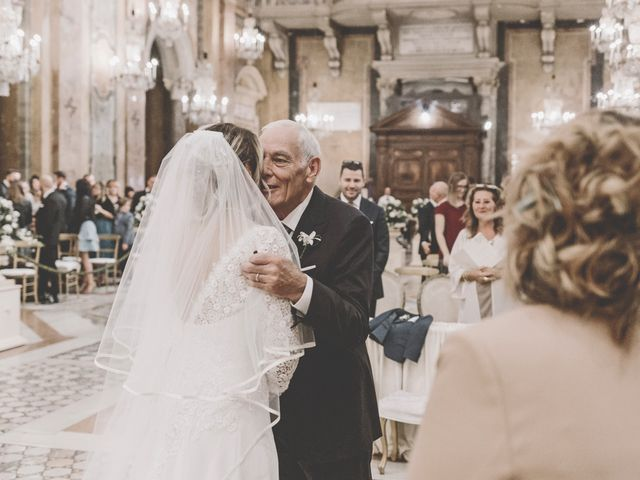 Il matrimonio di Fabiana e Luca a Roma, Roma 30