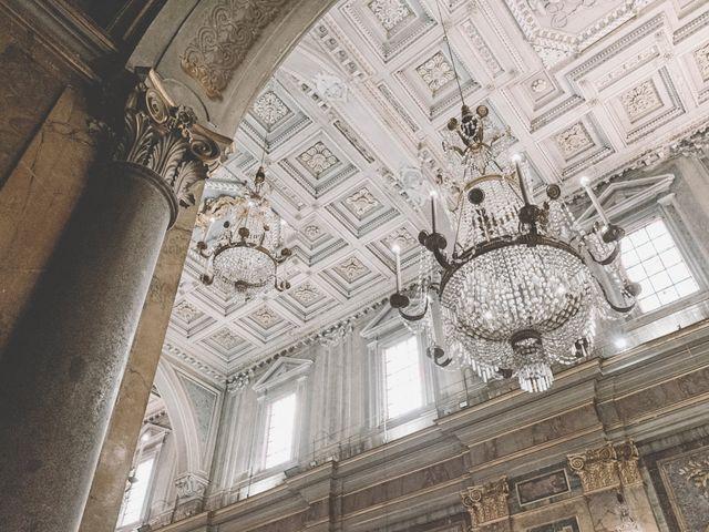 Il matrimonio di Fabiana e Luca a Roma, Roma 32