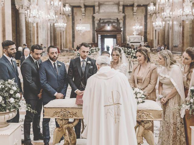 Il matrimonio di Fabiana e Luca a Roma, Roma 34