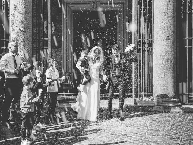 Il matrimonio di Fabiana e Luca a Roma, Roma 37