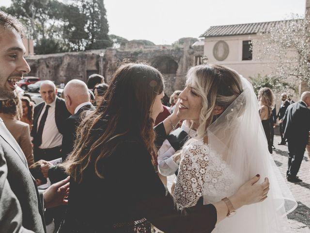 Il matrimonio di Fabiana e Luca a Roma, Roma 38