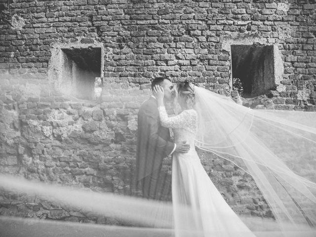 Il matrimonio di Fabiana e Luca a Roma, Roma 42