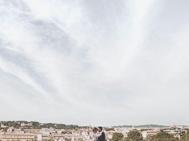 Il matrimonio di Fabiana e Luca a Roma, Roma 43