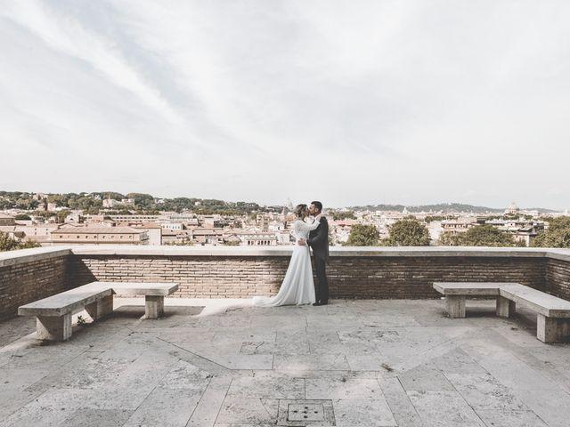 Il matrimonio di Fabiana e Luca a Roma, Roma 44