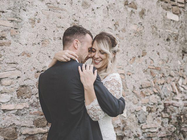 Il matrimonio di Fabiana e Luca a Roma, Roma 49