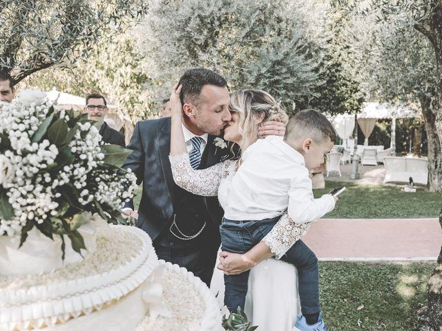 Il matrimonio di Fabiana e Luca a Roma, Roma 58