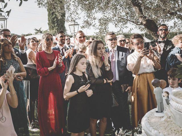 Il matrimonio di Fabiana e Luca a Roma, Roma 60