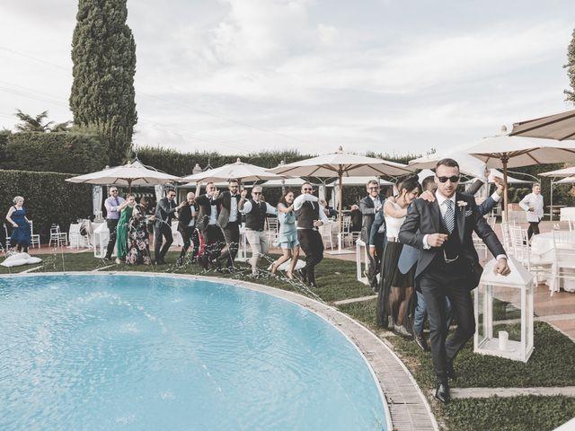 Il matrimonio di Fabiana e Luca a Roma, Roma 67