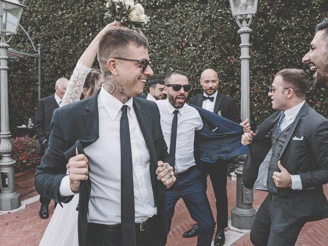 Il matrimonio di Fabiana e Luca a Roma, Roma 72