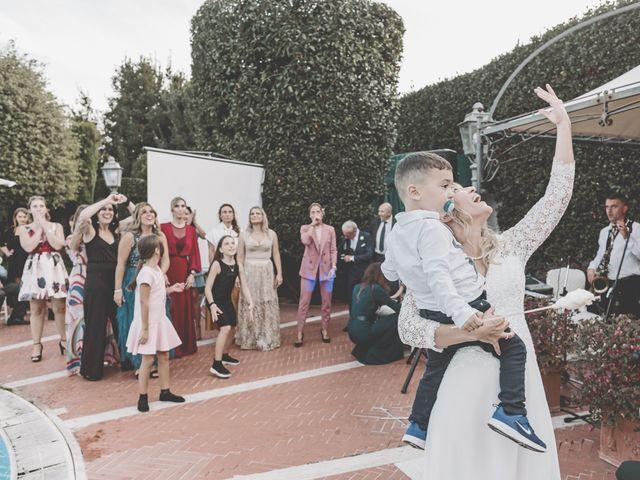 Il matrimonio di Fabiana e Luca a Roma, Roma 73