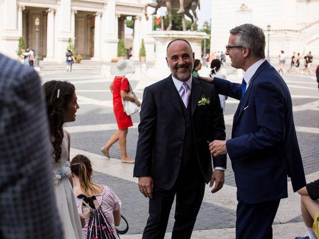 Il matrimonio di Giancarlo e Loredana a Roma, Roma 4