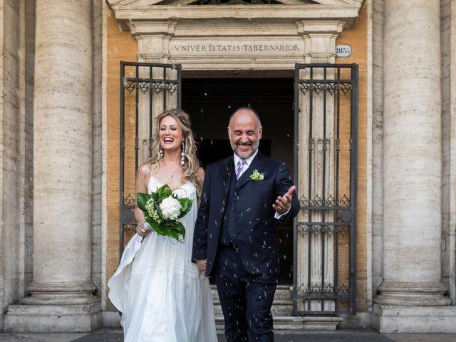 Il matrimonio di Giancarlo e Loredana a Roma, Roma 13