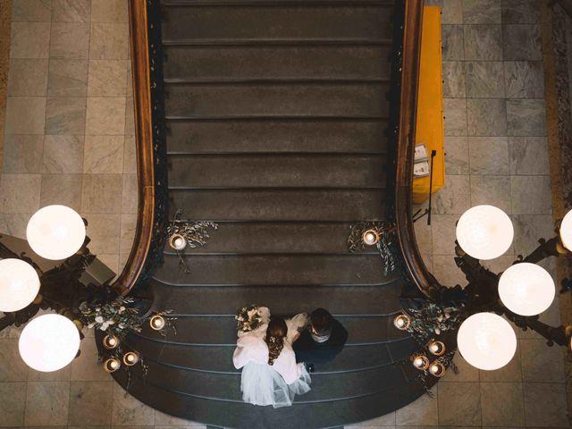 Il matrimonio di Matteo e Marella a Montecatini-Terme, Pistoia 25