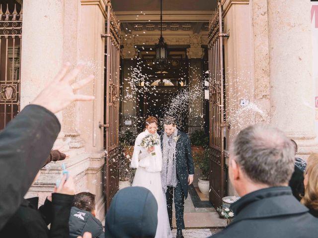 Il matrimonio di Matteo e Marella a Montecatini-Terme, Pistoia 32