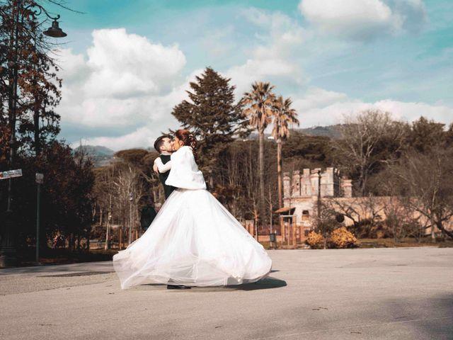 Il matrimonio di Matteo e Marella a Montecatini-Terme, Pistoia 36