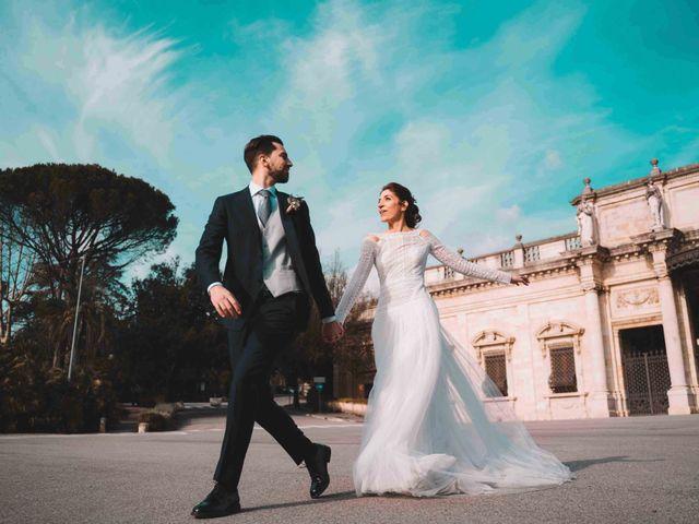 Il matrimonio di Matteo e Marella a Montecatini-Terme, Pistoia 1