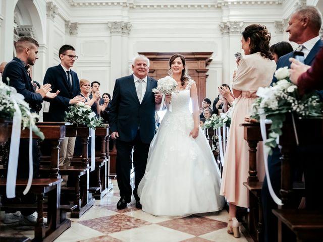 Il matrimonio di Nicolò e Giulia a Mestrino, Padova 14