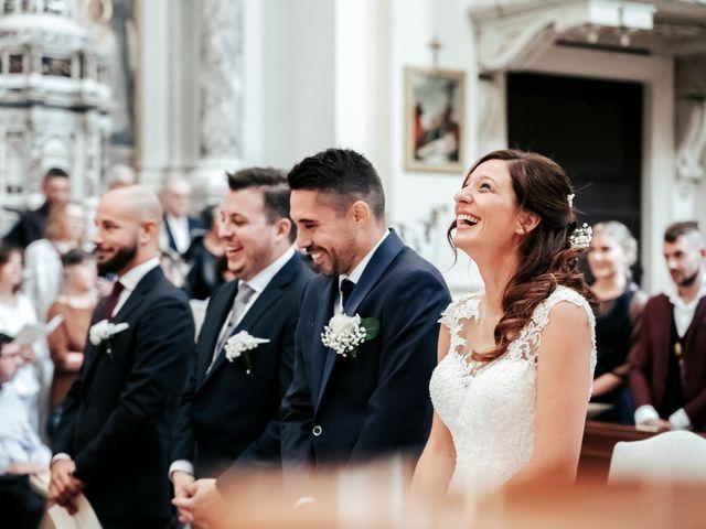 Il matrimonio di Nicolò e Giulia a Mestrino, Padova 15