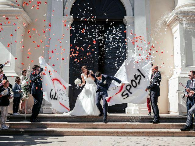 Il matrimonio di Nicolò e Giulia a Mestrino, Padova 21